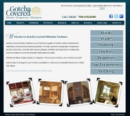 Gotcha Covered Window Fashions | Website Design By The Inertia Group Inc.