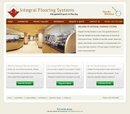 Integral Flooring Systems Website